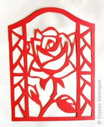 Роза в ларце