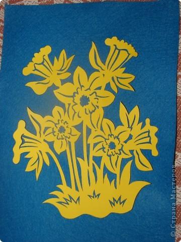 Весенние цветочки фото 1