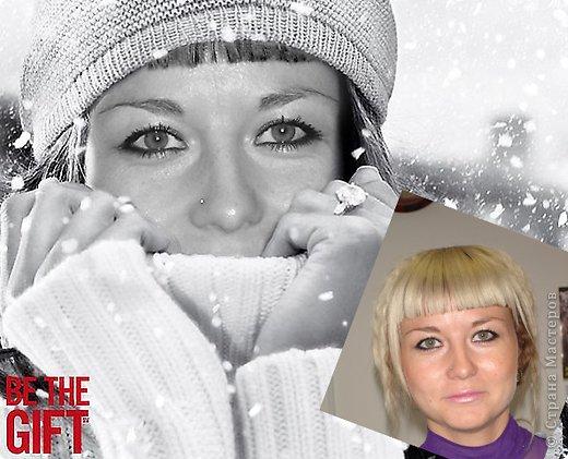 Мои работы в фотошопе (До и после) фото 6