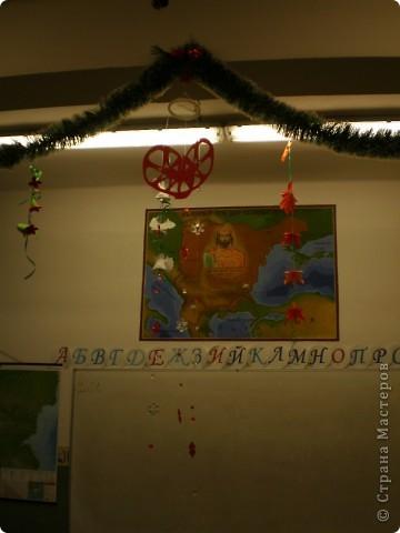 Украсили в школе. фото 4