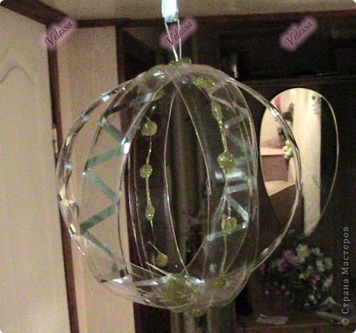 Вот такие шарики мы делали с дочкой для украшения группы в детсаду. Я бы про них наверное и не вспомнила, если бы не увидела их в понедельник в группе.:) фото 3