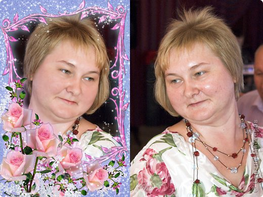 Мои работы в фотошопе (До и после) фото 9