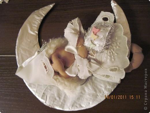 На Старый Новый Год у меня родился Сплюша! Немножко некрасивый, немножко неуклюжий, но свой и уже такой родной! фото 1
