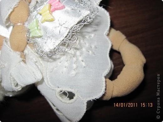 На Старый Новый Год у меня родился Сплюша! Немножко некрасивый, немножко неуклюжий, но свой и уже такой родной! фото 3