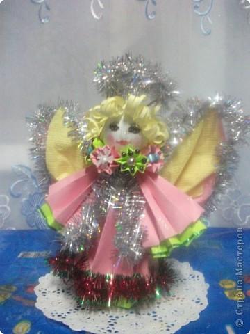 """С этим  Ангелочеком в районе заняли 2 место на """"Рождественском перезвоне"""" фото 1"""