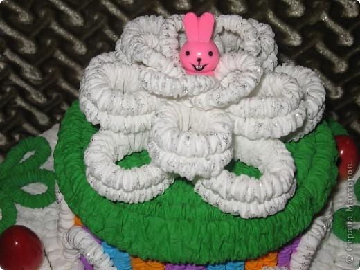 Вот такой торт получился для тренера в подарок. фото 4