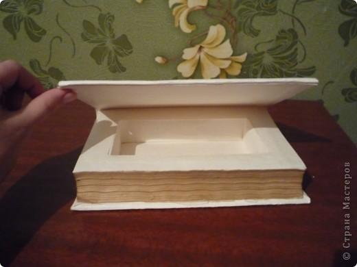 вот такая у меня получилась шкатулка с цветами из этой же книги фото 3