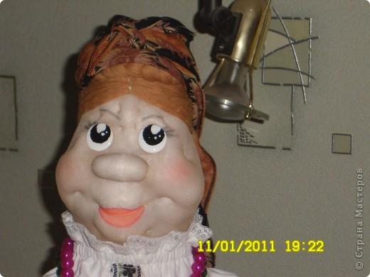 Вот и я сподобилась на куклу. Сразу огромное спасибо Ликме и за идею, и за вдохновение. фото 3