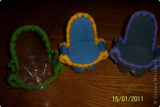 вот такие получились креслица фото 1
