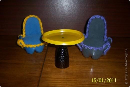 вот такие получились креслица фото 2