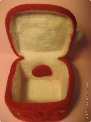 Шкатулка к Дню Валентина. фото 4