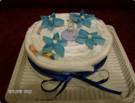 а это торт для мальчугана. фото 1