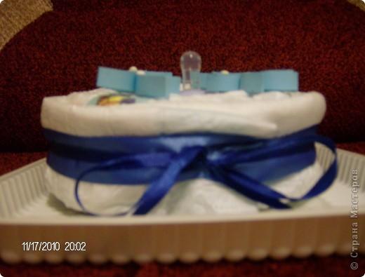 а это торт для мальчугана. фото 2