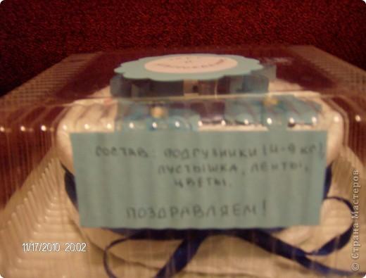 а это торт для мальчугана. фото 4