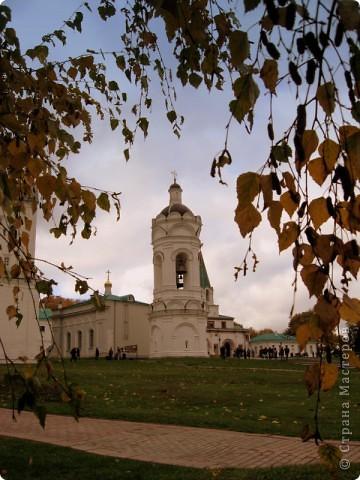 Осень в Коломенском фото 2