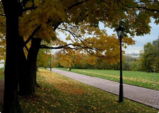 Осень в Коломенском фото 3