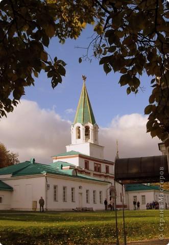Осень в Коломенском фото 6