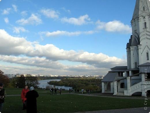 Осень в Коломенском фото 9