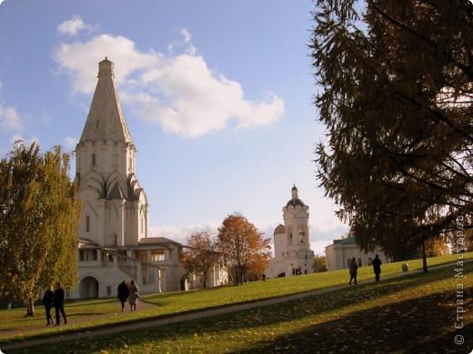 Осень в Коломенском фото 7