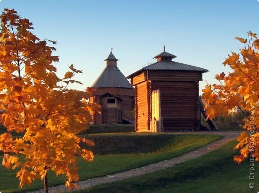 Осень в Коломенском фото 11