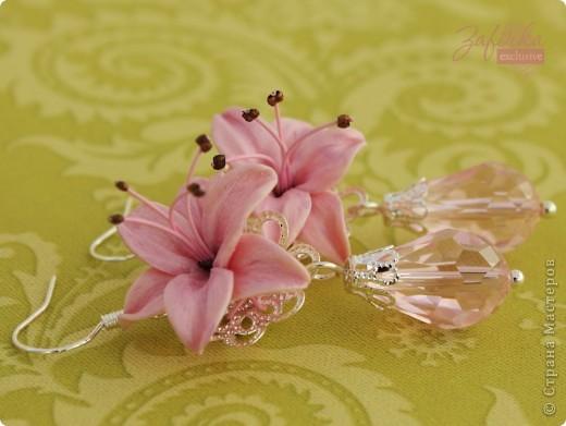 И снова лилии =) Розовые! фото 1