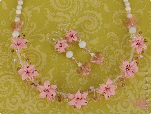 И снова лилии =) Розовые! фото 3