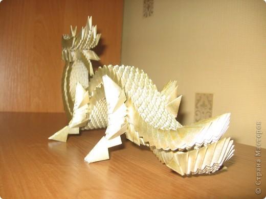 Феофан - дракон дальневосточный золотой фото 4