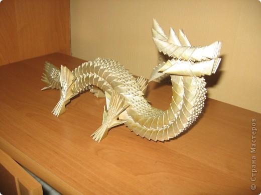 Феофан - дракон дальневосточный золотой фото 2