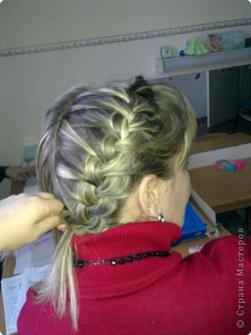 Плетем косы вместе))) фото 25