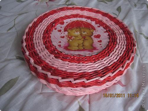 Шкатулка на день Валентина фото 1