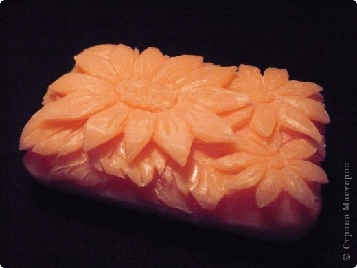 Вот таким может стать обычное мыло после некоторой доработки... Карвинг. фото 3