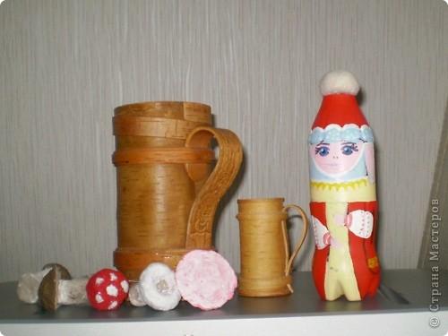 Декоративная куколка