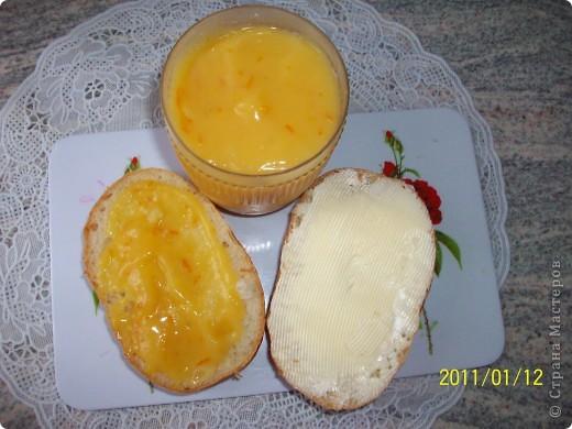 Лимонно-апельсиновый крем  фото 2