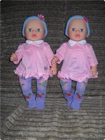 одежда для бабушкиной куклы фото 3