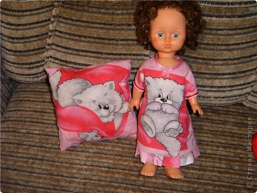 одежда для бабушкиной куклы фото 1