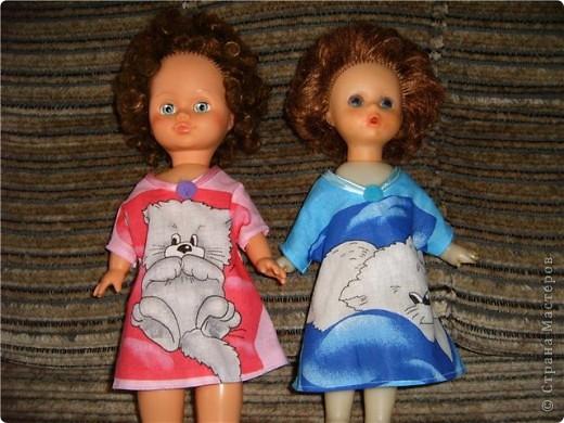 одежда для бабушкиной куклы фото 2