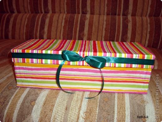 коробочка для интерьера(или для разных мелочей) фото 1