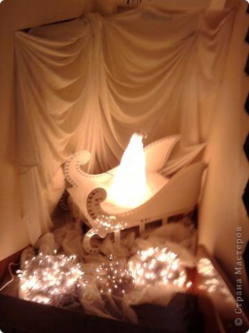 Наши ёжики и цветы из полосок бумаги(бумага пропущена через аппарат для уничтожения документов) фото 8