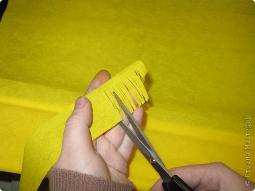 Нарциссы с конфетами из бумаги своими руками 179