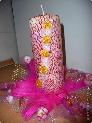 Огромная свеча)))) фото 1