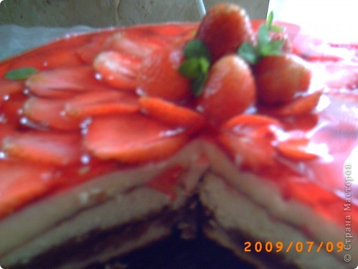 Рецепт очень простой, а вкус и внешний вид - восхитительный!!!!! фото 2