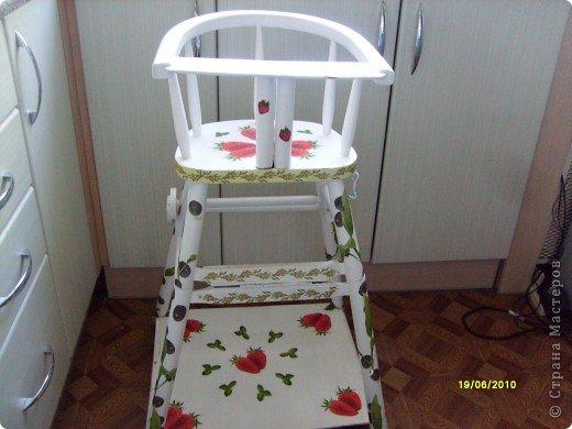 Старый новый стульчик фото 1