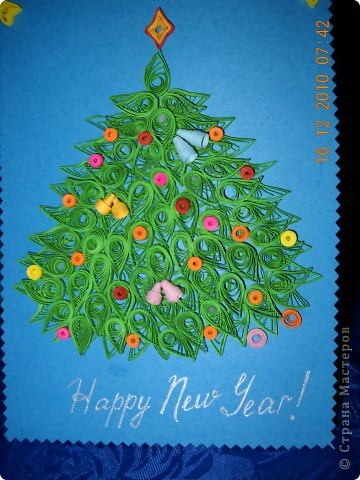 Новогодняя ёлочка фото 1