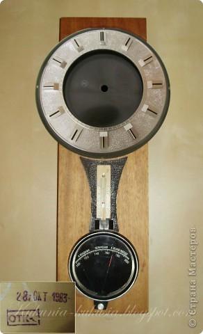 Эти часы - подарок маме на день рождения. Скоро они займут своё почётное место на кухонной стене фото 8