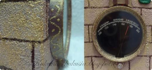 Эти часы - подарок маме на день рождения. Скоро они займут своё почётное место на кухонной стене фото 5