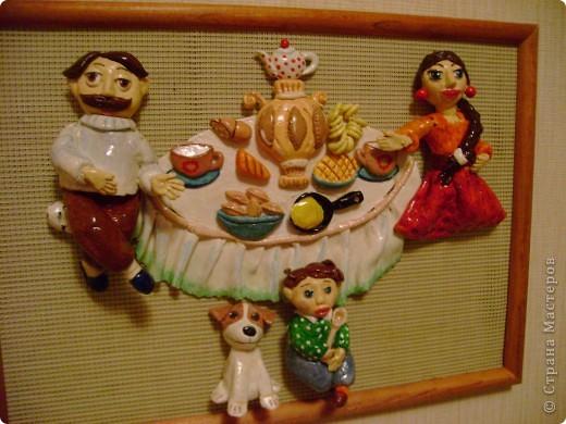 Моя семья! Приглашаем всех к столу!  фото 1