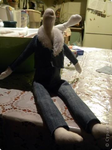 Вот решила еще раз попробовать себя в пошиве кукол - Тильдочек, а за одно и рассказать как я это делала :) фото 10