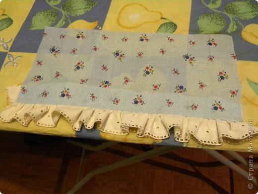 Вот решила еще раз попробовать себя в пошиве кукол - Тильдочек, а за одно и рассказать как я это делала :) фото 11