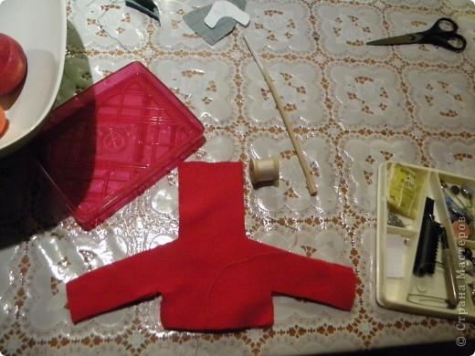 Вот решила еще раз попробовать себя в пошиве кукол - Тильдочек, а за одно и рассказать как я это делала :) фото 20
