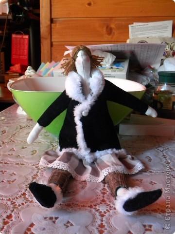 Вот решила еще раз попробовать себя в пошиве кукол - Тильдочек, а за одно и рассказать как я это делала :) фото 26